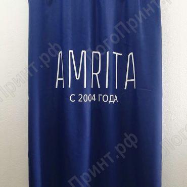 Пошив штор для примерочных кабин